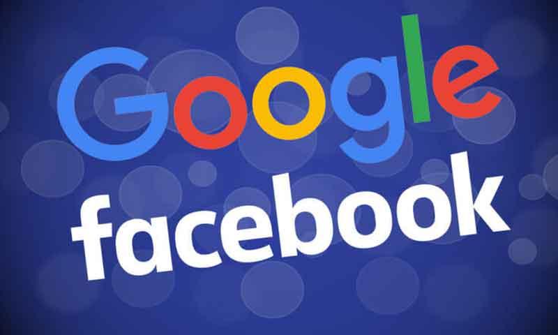 آسٹریلیاکے اشاعتی ادارے کا گوگل، فیس بک سے 400 ملین ڈالرز ادا کرنے کا مطالبہ