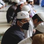 بنگلادیش میں مساجد باجماعت نماز کے لیے کھول دی گئیں