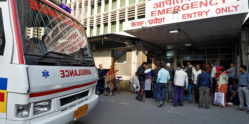 بھارت میں ایک ہی دن کورونا کے 2293نئے کیسز رپورٹ