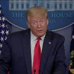 صدر ٹرمپ کا عبادت گاہوں کو فوراً کھولنے کا حکم