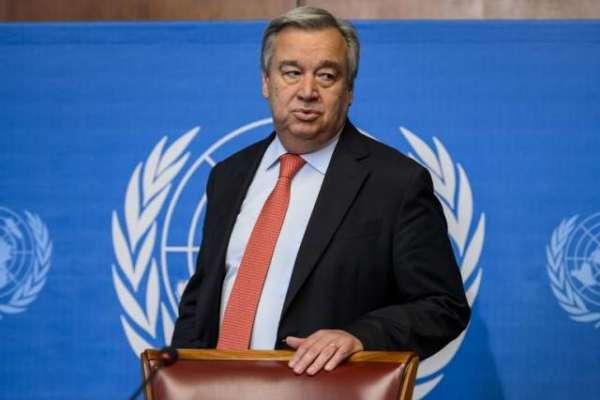 کورونا وبا نفرت کے سونامی کا سبب بن رہی ہے ، سیکرٹری جنرل اقوام متحدہ