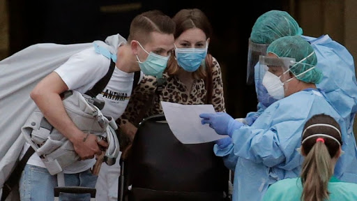 روس میں24گھنٹوں کے دوران دس ہزار سے زیادہ نئے متاثرین کی شناخت