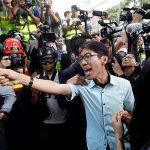 ہانگ کانگ حکومت مخالف مظاہروں کا سال مکمل ہونے پر مظاہرہ،53افرادگرفتار