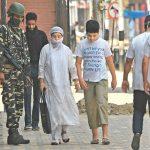 مقبوضہ کشمیر کی 98 فیصدآبادی کورنا کے خطرے سے دوچار