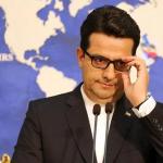 انہیں سانس لینے دیں، ایران کا امریکا سے عوام پر تشدد روکنے کا مطالبہ