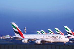امارات ائیرلائن کو سابقہ مقامات پر پروازوں کی بحالی میں چار سال لگیں گے