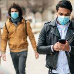 فیس ماسک اور لاک ڈائون کورونا کی نئی لہر سے بچا سکتا ہے ، تحقیق