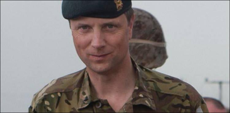 برطانیاکی دوسوسالہ تاریخ میں پہلی بار میجر جنرل کا کورٹ مارشل
