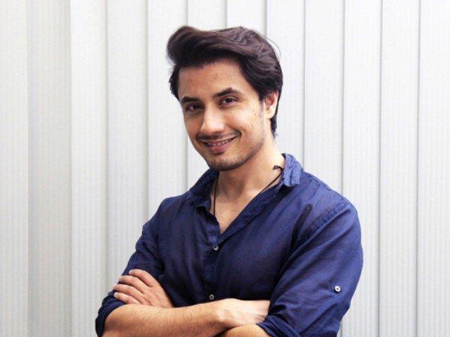 تمغہ برائے حسن کارکردگی کا اعلان ،علی ظفر خوشی سے سرشار