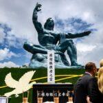 جاپانی شہر ناگاساکی پر ایٹمی حملے کو 75 سال مکمل،یادگاری تقریب