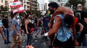لبنان مظاہرے ،بلوائیوں کا وزارت خارجہ پر قبضہ،ایک اہلکارہلاک