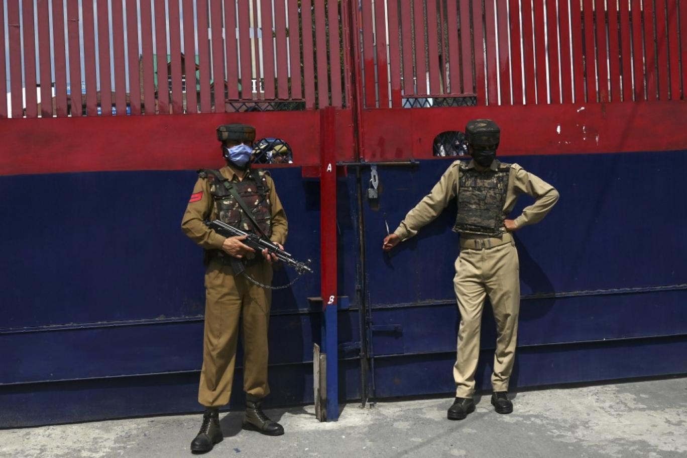 بھارت میں القاعدہ سے تعلق کے شبے میں نو افراد گرفتار