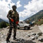 انڈیا اور چین کا سرحد پر مزید فوج نہ بھیجنے پر اتفاق
