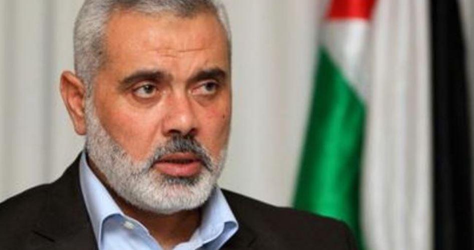 امارات کی طرح عرب لیگ نے بھی فلسطینی قوم سے غداری کی، اسماعیل ھنیہ