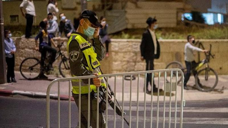 کورونا کی دوسری لہر، اسرائیل میں ملک گیر لاک ڈاون کااعلان