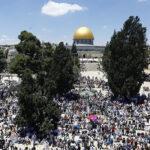 فلسطینی عوام کا غدار حکمرانوں کا القدس میں داخلہ بند کرنے کا مطالبہ