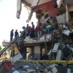 گلشن دھماکے کے متاثرین گھر اور معاوضے سے محروم؛ عمارت بھی منہدم کردی گئی