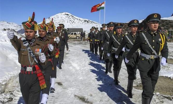 بھارت نے بھٹکا ہوا فوجی چین کے حوالے کر دیا