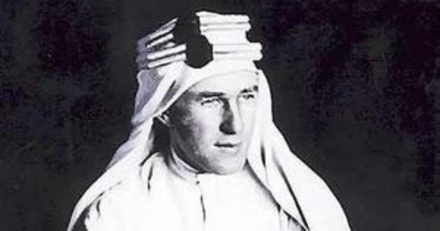لارنس آف عربیا ,قصہ جرمنوں کوبے وقوف بنانے کا