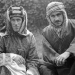 ''لارنس آف عربیا,کرنل بنوکاسب '' نے ترکوں سے دھوکے سے حاصل کردہ نقشہ مصرکے حوالے کردیا