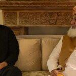 مولانافضل الرحمان کی بلاول بھٹوسے ملاقات، نوازشریف کاخطاب کرانے پراصرار