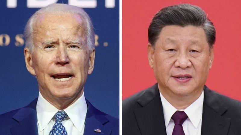 چین نے امریکی انتخاب میں جو بائیڈن کی کام یابی پر خاموشی توڑ دی
