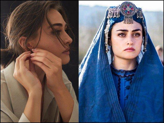 ارطغرل کی حلیمہ سلطان نے خوبصورت نظر آنے کا راز بتا دیا