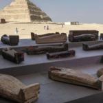 مصرمیں ڈھائی ہزار سال پرانے تابوتوں کی نمائش