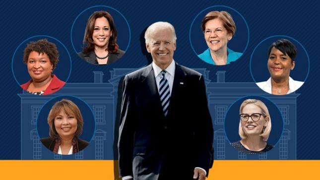 نومنتخب امریکی صدرجو بائیڈن کا نئی کابینہ کے لیے ناموں پر غور
