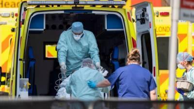 برطانیا میں کورونا متاثرین 11لاکھ سے زیادہ،دوسرا لاک ڈائون نفاذ