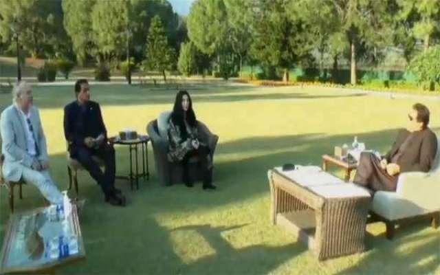 وزیراعظم سے امریکی گلوکارہ چیر کی ملاقات، تعاون کی پیشکش