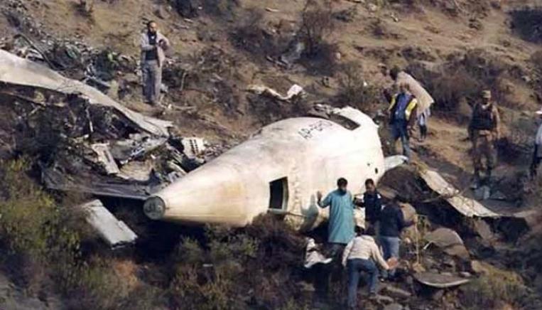 حویلیاں طیارہ حادثہ' سی اے اے سے تفصیلی جواب طلب