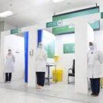پاکستان ،کورونا وائرس کے کیسز میں ایک بار پھر نمایاں کمی