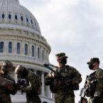 نومنتخب امریکی صدر کی تقریب حلف برداری،واشنگٹن کا ریڈزون فوجی چھاونی میں تبدیل