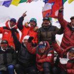 نیپالی کوہ پیماؤں نے سردیوں میں کے ٹو سَر کرکے تاریخ رقم کردی