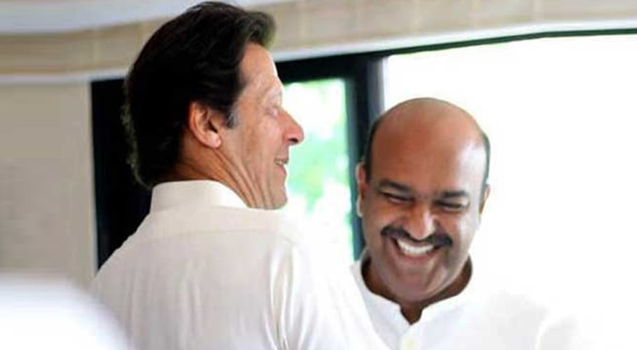 وزیراعظم عمران خان کی تنقید ، معاون خصوصی ندیم افضل چن مستعفی