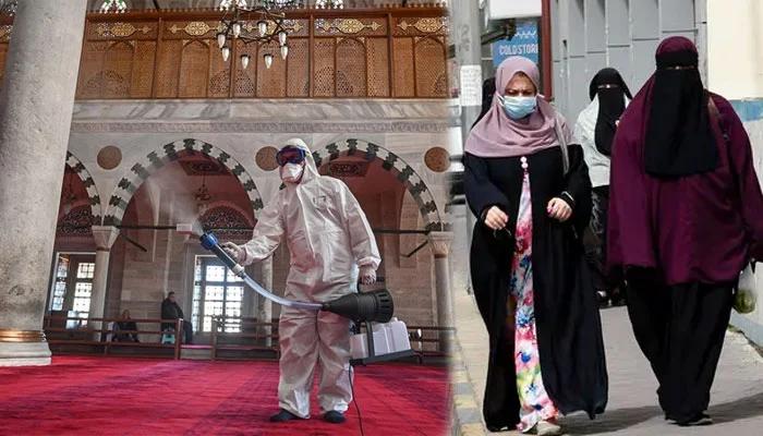 بحرین'کورونا وائرس کیسز کے باعث مساجد بند کرنے کا فیصلہ