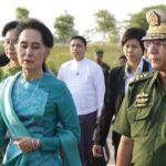 بھارت ہمارے بھگوڑے پولیس والے واپس کردے ، میانمار