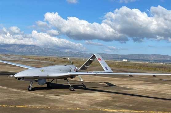 سعودی عرب نے ترک جنگی ڈرون طیارے خریدنے کی درخواست کی ہے ،اردوان