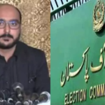 الیکشن کمیشن کا علی حیدر گیلانی کی ویڈیو کا نوٹس