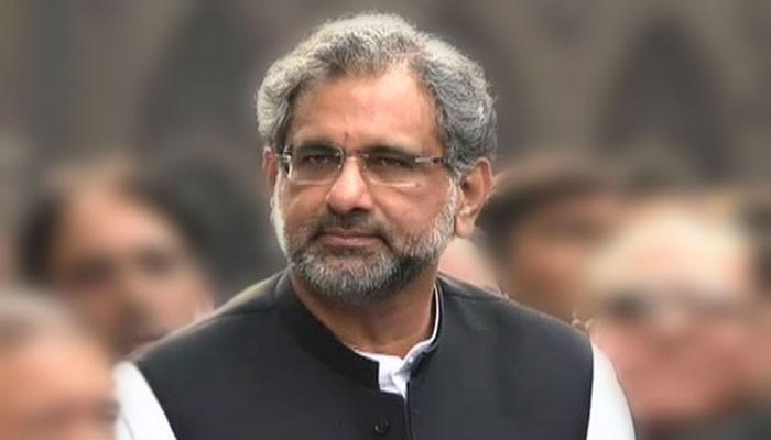 لانگ مارچ ہوگا اور استعفے بھی دینگے ،شاہد خاقان عباسی
