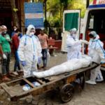 بھارت میں کورونا سے تباہی، ایک روز میں2020افرادہلاک