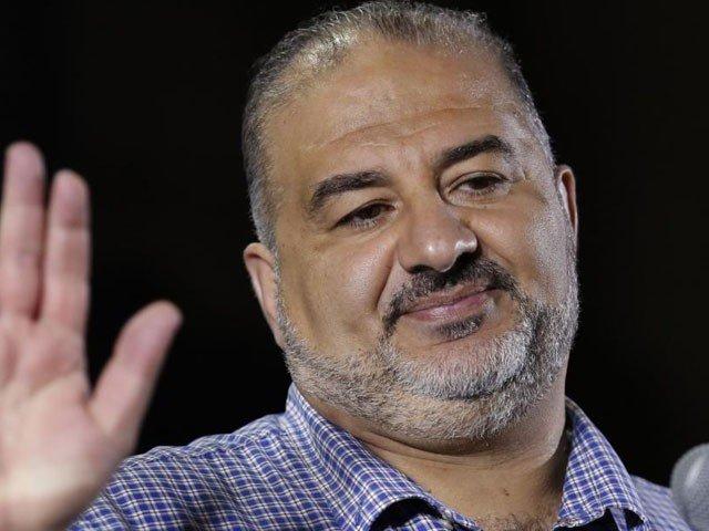 اسرائیل میں نئی حکومت کی تشکیل کیلئے اسلامی تنظیم کو کلیدی حیثیت حاصل ہوگئی