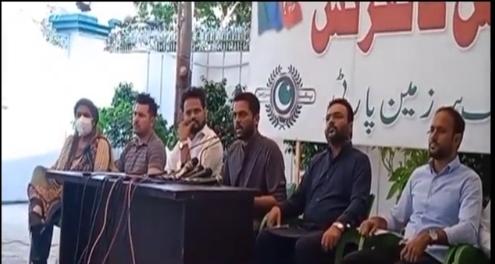 گورنر سندھ کا دماغ وسیم اختر کیساتھ کوکین لگاتے لگاتے ماؤف ہوچکا ، پی ایس پی