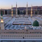 مسجد نبوی کے چارخوبصورت میناراسلامی فن تعمیر کے شاہ کار