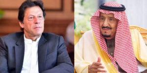 وزیر اعظم اور شاہ سلمان کے درمیان ٹیلیفونک رابطہ ،فلسطین کی تازہ صورتحال پر اظہار تشویش