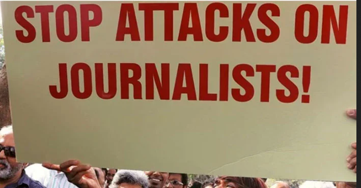 پاکستان میں صحافیوں پر ہونے والے حملوں میں 40 فیصد اضافہ