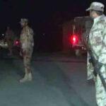 کوئٹہ ، تربت میں دہشتگردی ، تین ایف سی اہلکار شہید ، پانچ زخمی
