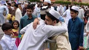 پاکستان میں اہل اسلام عقیدت سے عید منارہے ہیں