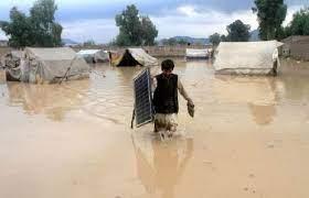 افغانستان ، موسلا دھار بارشوں اور سیلاب سے 19 افراد جاں